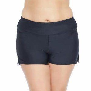 St. Johns Bay NWT Boyshort Swimsuit Bottom Size 20